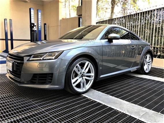 Audi Tt High Sport 2018 Con 21,900 Kilometros