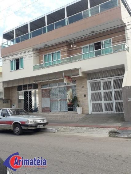 Prédio Com 2 Salas Comerciais, 1 Apartamento E Salão De Festas - 0826 - 32815248