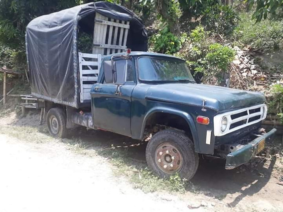 Dodge Npr Se Vende Camioneta