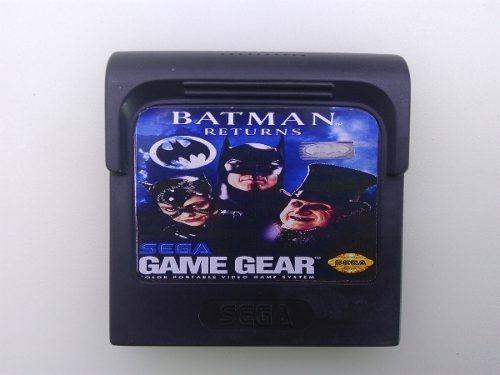 Batman Returns Do Sega Game Gear Original