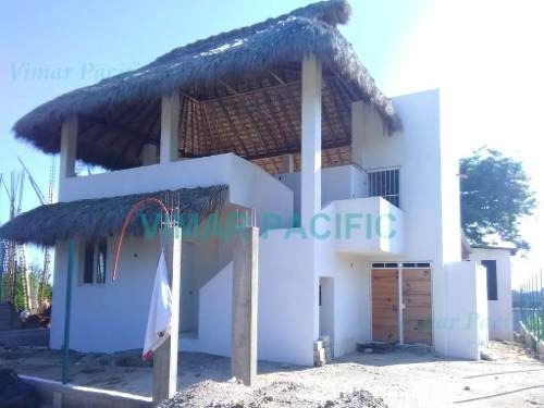 Casa En Venta En Puerto Escondido Centro