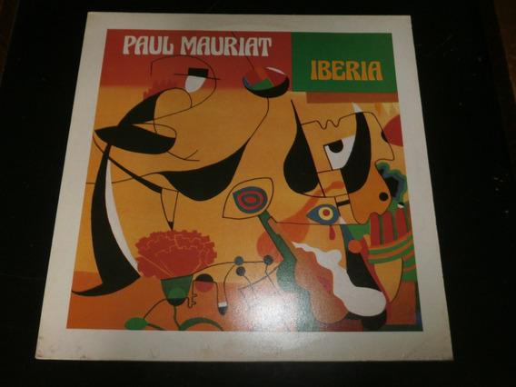 Lp Paul Mauriat - Iberia, Disco Vinil, Ano 1990