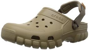 Crocs Offroad Sport Unisex 100 % Original Kakhi Talla 38