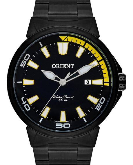 Relógio Orient Masculino Preto - Mpss1018 P1px