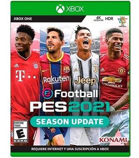 ..:: Pes 21 Pro Evolution Soccer 2021 ::.. Xbox One