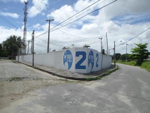 Terreno Para Alugar Na Cidade De Fortaleza-ce - L11136