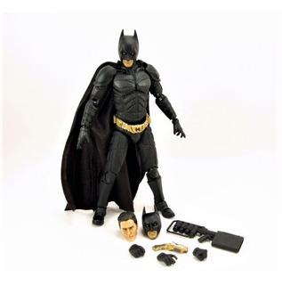 Medicom Mafex The Dark Knight Batman 2.0 Nro 007