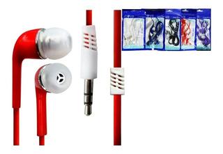Fone De Ouvido Auricular Cores Variadas