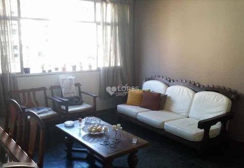 Apartamento Com 4 Quartos, 93 M² Por R$ 750.000 - Icaraí - Niterói/rj - Ap29932