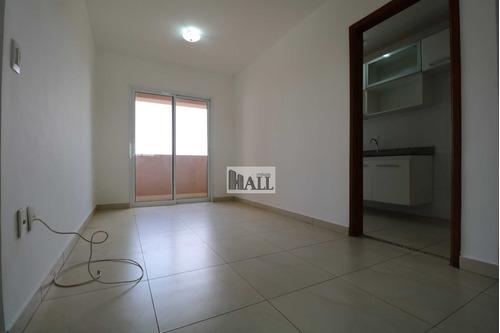 Apartamento À Venda No Cidade Nova, - São José Do Rio Preto - V1255