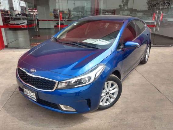 Kia Forte Sedan 2018 Ex, Tm6, A/ac., Bl, Cmara Reversa