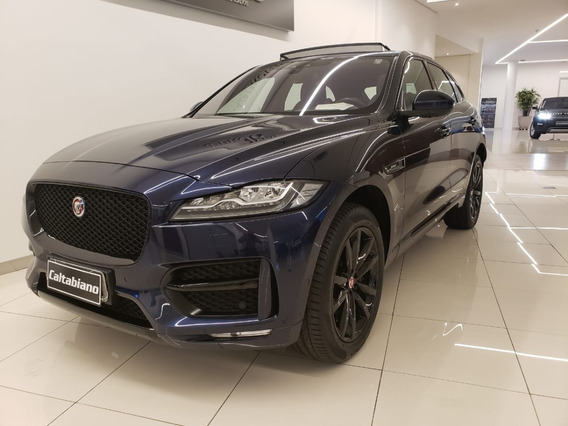 Jaguar F-pace 2.0 Ingenium R-sport Awd 2017/2018