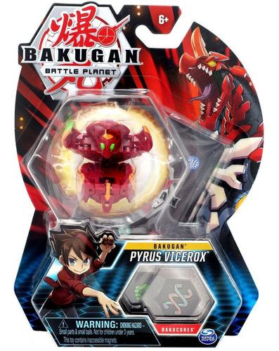 Imagem 1 de 5 de Esfera Bakugan Básico - Pyrus Vicerox - Sunny Original