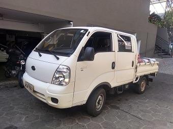 Kia Bongo Cabine Dupla - 4x4 - 4x2 -