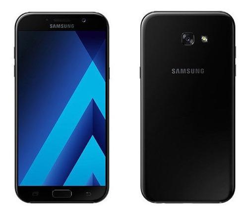 Smartphone A7 64gb Duos Sm-a720f/ds - Resistente A Agua !!!