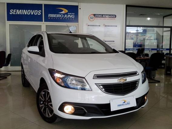 Chevrolet Onix 1.4 Ltz 2015 Branca Flex