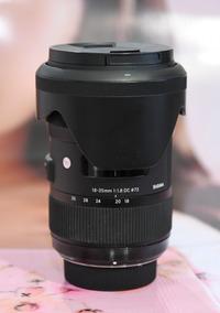 Lente Sigma 18-35 1.8 Art Para Nikon