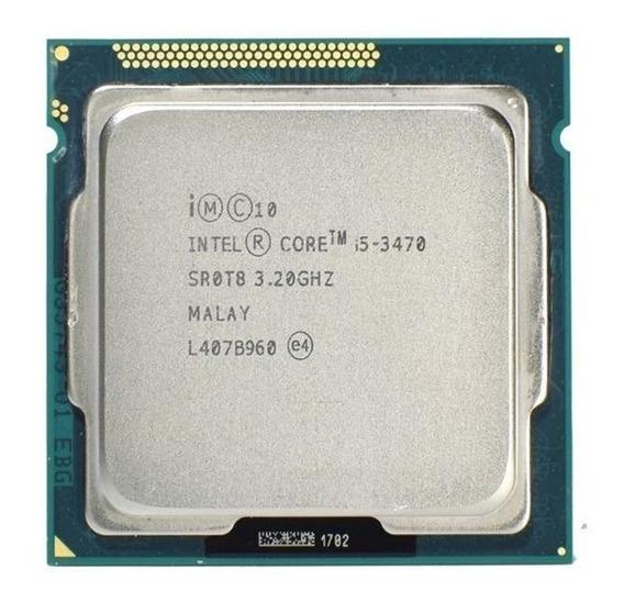 Processador I5 3470 3.2ghz Lga 1155 3º Geração
