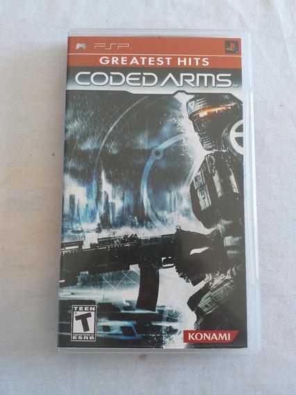 Coded Arms Psp Original Campinas