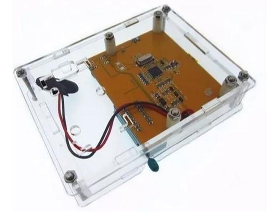 Case Caixa Protetora Em Acrílico P/ Arduino Mega 328