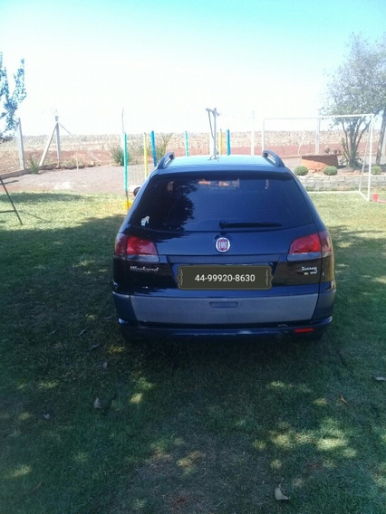 Fiat Palio Weekend 1.6 16v Trekking Flex 5p 2014