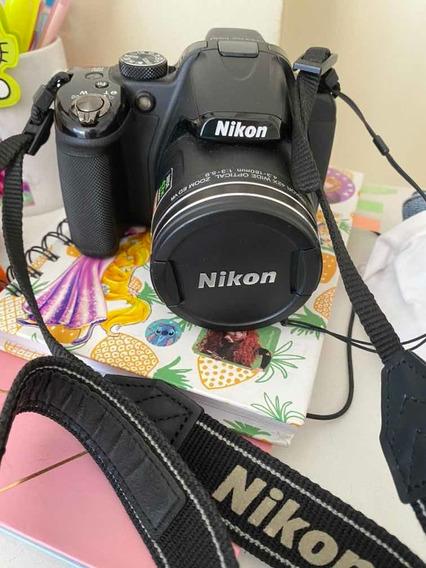 Câmera Colpix P530