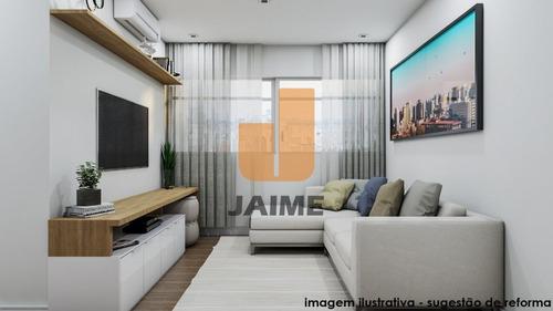 Apartamento Para Venda No Bairro Higienópolis Em São Paulo - Cod: Bi4692 - Bi4692
