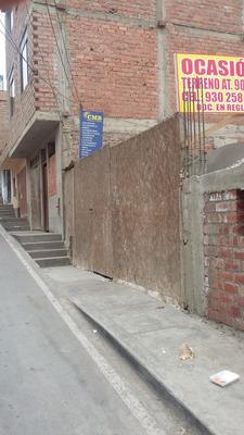 Venta De Terreno En Surco - Rodrigo Franco Mz. J Lt. 2