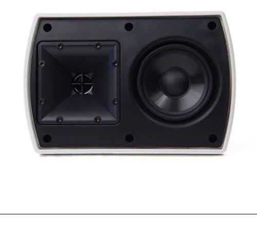 Speaker Klipsch Aw-400 Indoor E Outdoor Branco (par)**