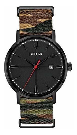 Bulova Classic Para Hombre - 98b336