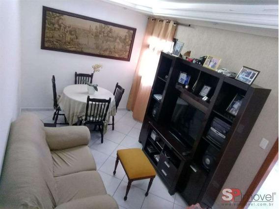 Apartamento Para Venda Por R$298.000,00 - Vila Curuca, Santo André / Sp - Bdi17094