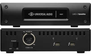 Universal Audio Uad-2 Satellite Quad Thunderbolt