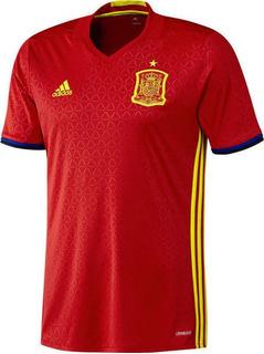 Camisa adidas Seleção Espanha I 2016 - Original