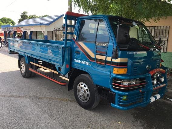 Camión Daihatsu Delta Año 98 Cama Larga En Perfectas Cond.