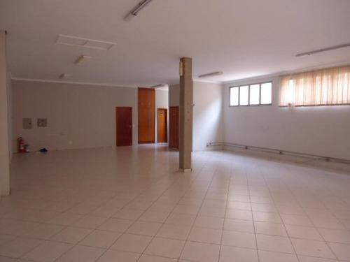 Salão Para Alugar, 386 M² Por R$ 13.000/mês - Alto Da Boa Vista - Ribeirão Preto/sp - Sl0204