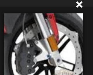 Disco Delantero Moto Buell