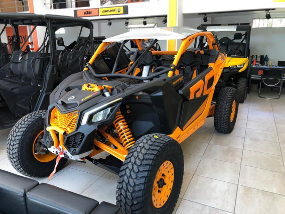 Maverick X3 X Rc Turbo Rr 2020 Can Am Solo En Gs Motorcycle