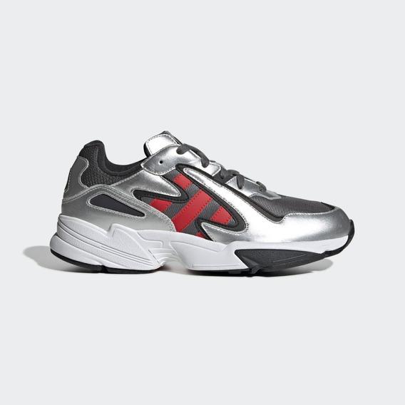Zapatillas adidas Yung 96 Chasm Hombre Silver Metallic