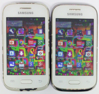 Samsung Galaxy Y Plus Duos Tv S6293 Original Semi Novo