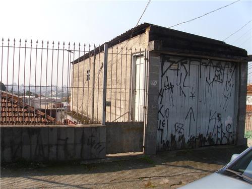 Imagem 1 de 7 de Ótimo Terreno À Venda, 225 M² - Vila Eldízia - Santo André - 64517