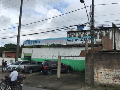 Galpão Em Caxangá, Recife/pe De 350m² À Venda Por R$ 480.000,00 Ou Para Locação R$ 3.000,00/mes - Ga126575