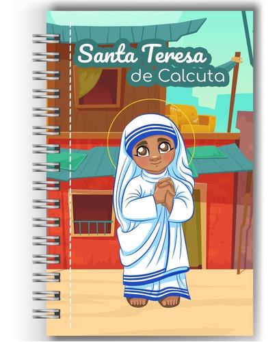 Cuaderno Con Imágenes Religiosas