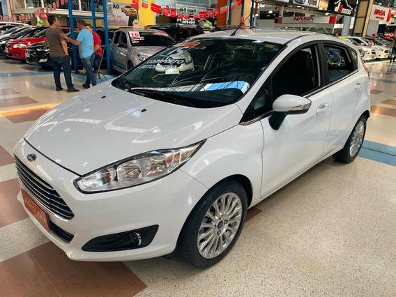 Ford Fiesta Hb Titanium 1.6 Flex Powershift Completo