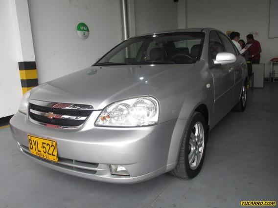 Chevrolet Optra 1.4 Mt