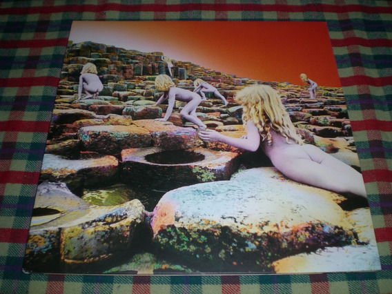 Led Zeppelin / Houses Of The Holy Made In Germany 10