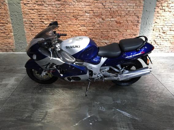 Moto Susuki Hyabusa 1300 Nova