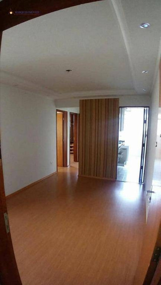 Apartamento Com 2 Dormitórios À Venda, 50 M² Por R$ 265.000 - Parque Boa Esperança - Indaiatuba/sp - Ap4412