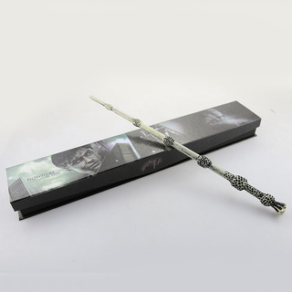 Varita Harry Potter Dumbledore Coleccionable Tamaño Real