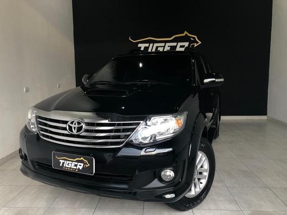 Toyota Hilux Sw4 - 2014/2014 - 93.000km