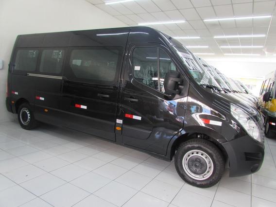 Renault Master Executiva Preta 16l L3h2